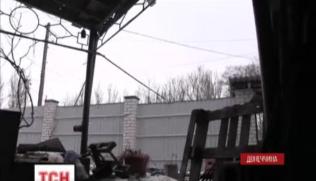 Авдіївку обстрілюють бойовики зі ствольної артилерії, мінометів та реактивних систем залпового вогню
