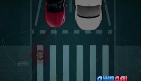 Land Rover будет предупреждать водителей о приближении велосипедистов