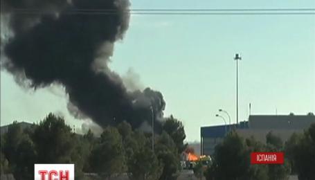 Грецький винищувач розбився в авіакатастрофі на базі НАТО