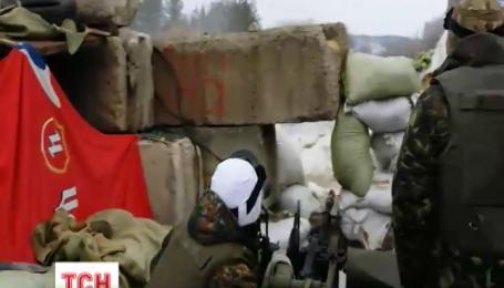 За минувшие сутки в зоне АТО 9 погибших и 30 раненых