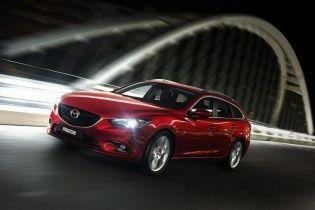 Обновленная Mazda6 обзавелась полным приводом