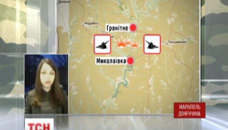 Двое бойцов погибли, 6 получили ранения из-за обстрелов возле Мариуполя