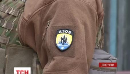 Террористы ведут огонь по украинским военным у села Николаевка под Мариуполем