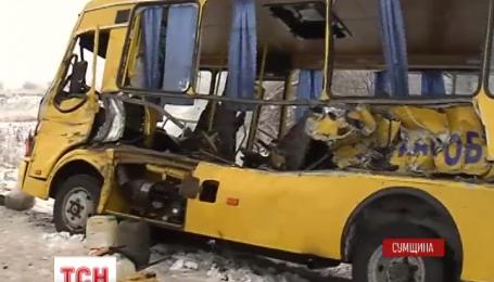До 15 зросла кількість постраждалих внаслідок аварії на Сумщині