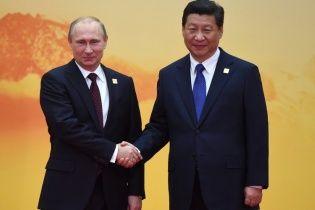 Китай став спонсором війни Путіна в Україні - The Daily Beast