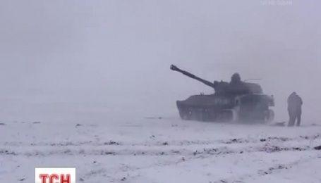 Самые горячие противостояния в зоне АТО в эти минуты проходит в Углегорске