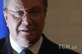 Янукович был в Крыму на похоронах младшего сына - СМИ