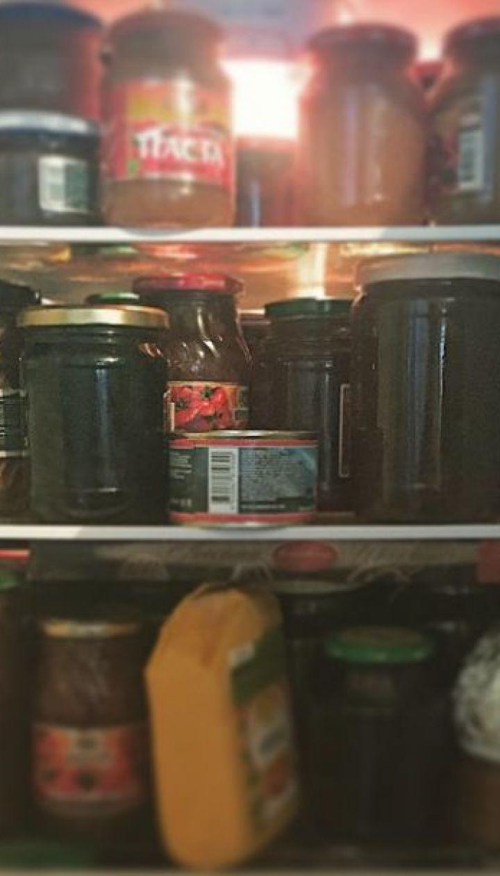 Холодильник Даши Астафьевой @ Instagram