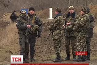 Нацгвардия начала патрулировать границу Украины с самопровозглашенным Приднестровьем