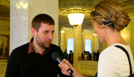 Володимир Парасюк про поїздки до зони АТО в статусі депутата