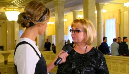 Олександра Кужель розповіла про весілля доньки Тимошенко
