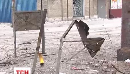 12 жителів Дебальцевого сьогодні загинуло під обстрілами бойовиків