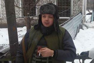 Семенченко заперечив участь затриманих у Грузії українців у акціях протесту опозиції