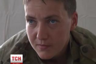 В организме Савченко из-за длительного голода начнутся необратимые процессы - врачи
