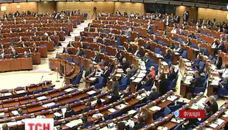 Дипломатическую победу получили на этой неделе украинские парламентарии в ПАСЕ
