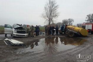 Появились жуткие фото с места ДТП, в котором погиб Кузьма