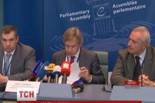 Россия из-за санкций не позволит миссии ПАСЕ посетить Савченко