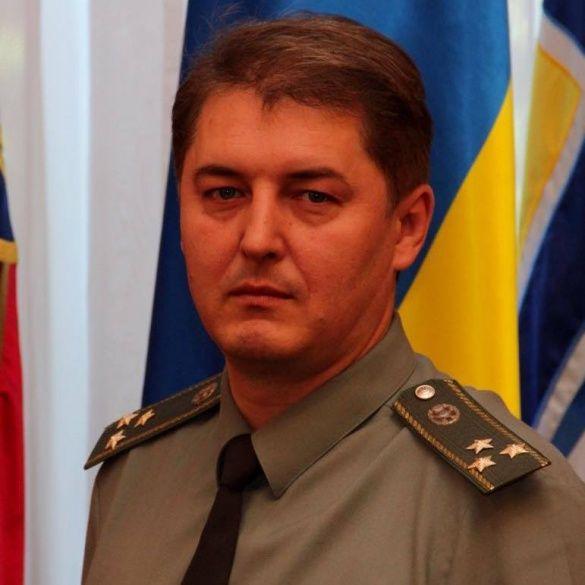 Начальник прес-центру АТО Олександр Мотузяник