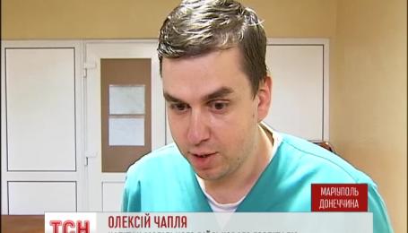 У маріупольській лікарні рятують поранених в районі Павлополя та Виноградного