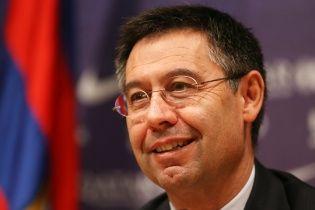 "Президент ""Барселони"" потрапив у скандал через трансфер Неймара"