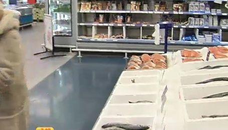 Украинцы стали меньше есть рыбы из-за ее подорожания