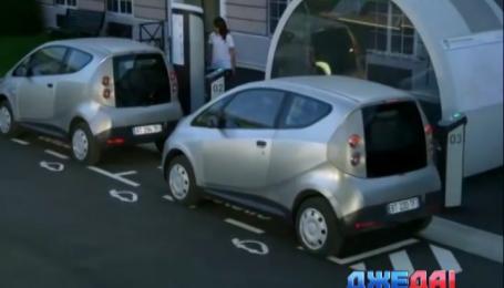 Франция будет доплачивать владельцам электромобилей