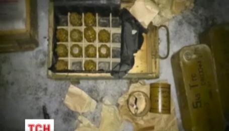 СБУ задержала подозреваемых в планировании обстрелов из гранатометов здания парламента