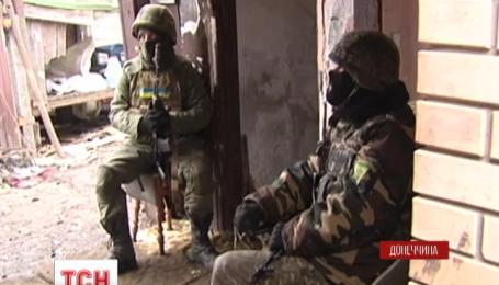 Прорыва боевиков на Авдеевку не было