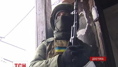 Украинские военные удерживают село Пески