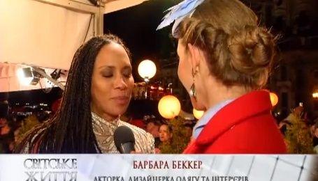 Экс-жена теннисиста Беккера ищет приключений на балу в Дрездене