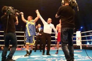 """Тренер """"Українських отаманів"""" похвалив 19-річного боксера: Хижняк - дуже обдарований"""
