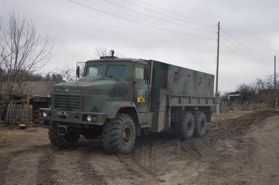 Бойовики з протитанкових гранатометів обстріляли українських військових під Кримським