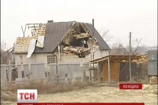 На околицях Станиці Луганської масований обстріл переріс у ближній бій