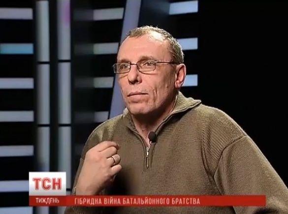 Костянтин Ільченко, Батальйонне Братство