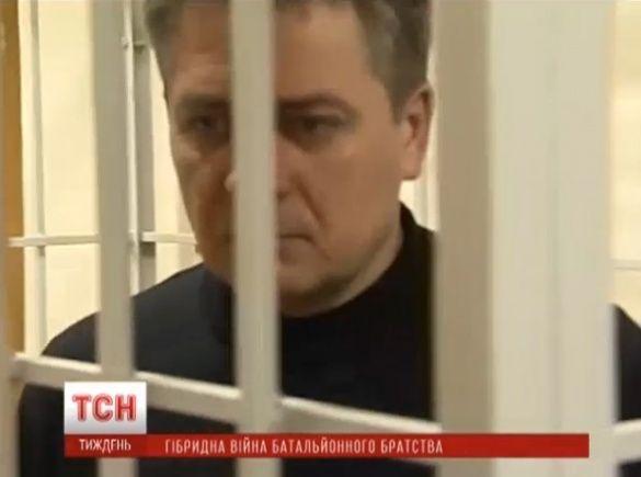 Вячеслав Фурса, лідер Батальйонне Братство