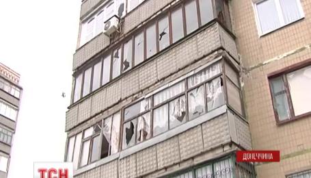 Во время сегодняшнего обстрела боевики выпустили по Краматорске 32 снаряда