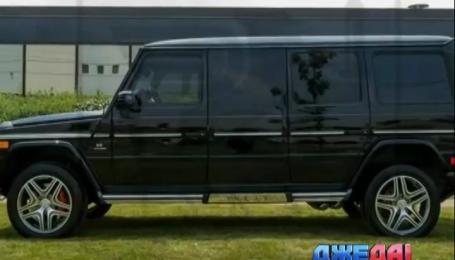"""Mercedes представил бронированный """"кубик"""" -лимузин"""
