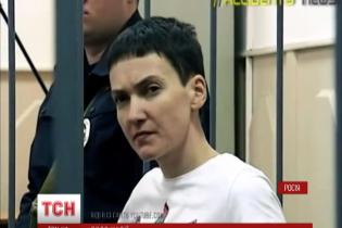 Европейский суд по правам человека отказал в срочных мерах из-за голодовки Савченко