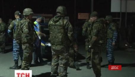 В зоне АТО ранили руководителя милиции Львовской области Дмитрия Загария