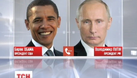 Обама загрожує Путіну новими санкціями