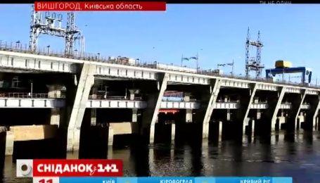 Вышгород - ближайшее море к столице
