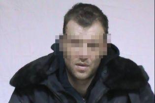 ФСБ планировала руками боевика убить своего офицера, который перешел на сторону сил АТО