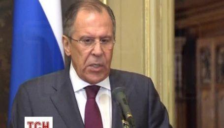 Лавров хоче, щоб українська влада у Мінську домовлялася з бойовиками