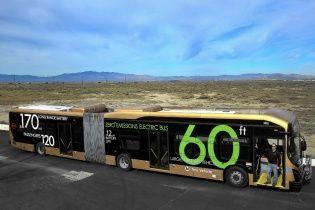 BYD представила уникальный электроавтобус