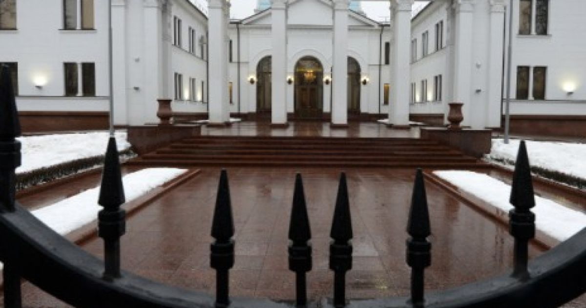 В Минске закончилось заседание рабочей группы по безопасности