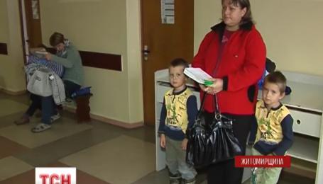 На Житомирщине на карантин из-за высокой заболеваемости гриппом и ОРВИ закрыли 9 школ