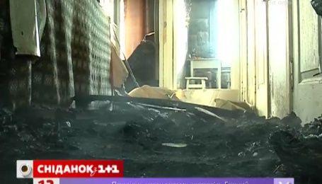 В прошлом году в Украине было зарегистрировано почти 70 тыс пожаров