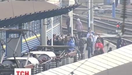 Железнодорожные билеты на поезда внутри Украины подорожают на 20%