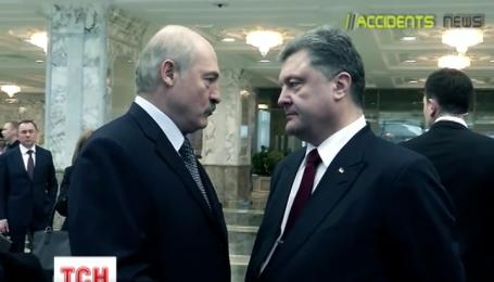 У мережі з'явилося відео, де президент Порошенко скаржиться на нечесну гру