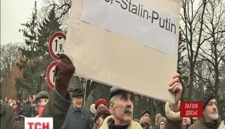 Латвия наказывать своих граждан, которые воюют на стороне незаконных вооруженных группировок